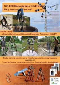 RWSN R Haanen Poster 130000 Rope pumps